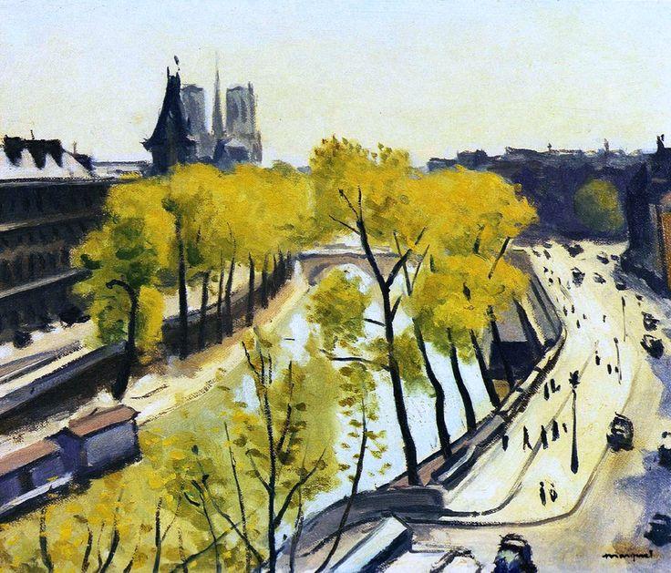 Albert Marquet (French, 1875-1947) >