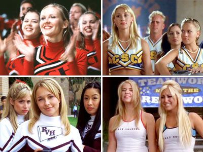 Bring It On Movies   Never really liked Bring It On Again.
