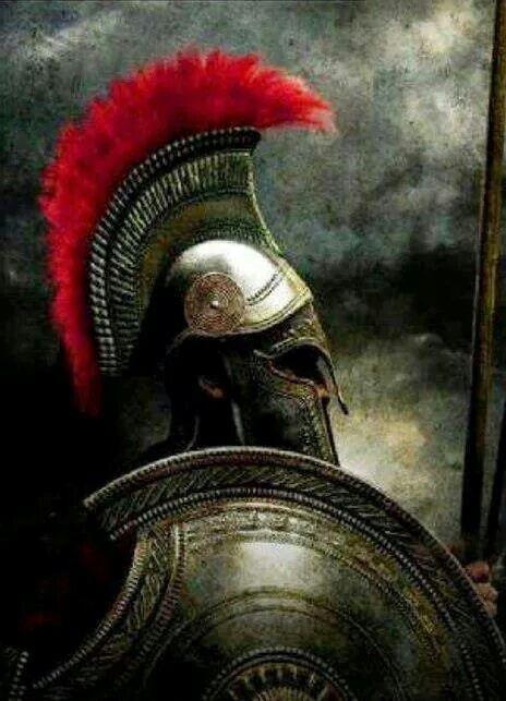 ./tcc/. Spartan or Greek Hoplite