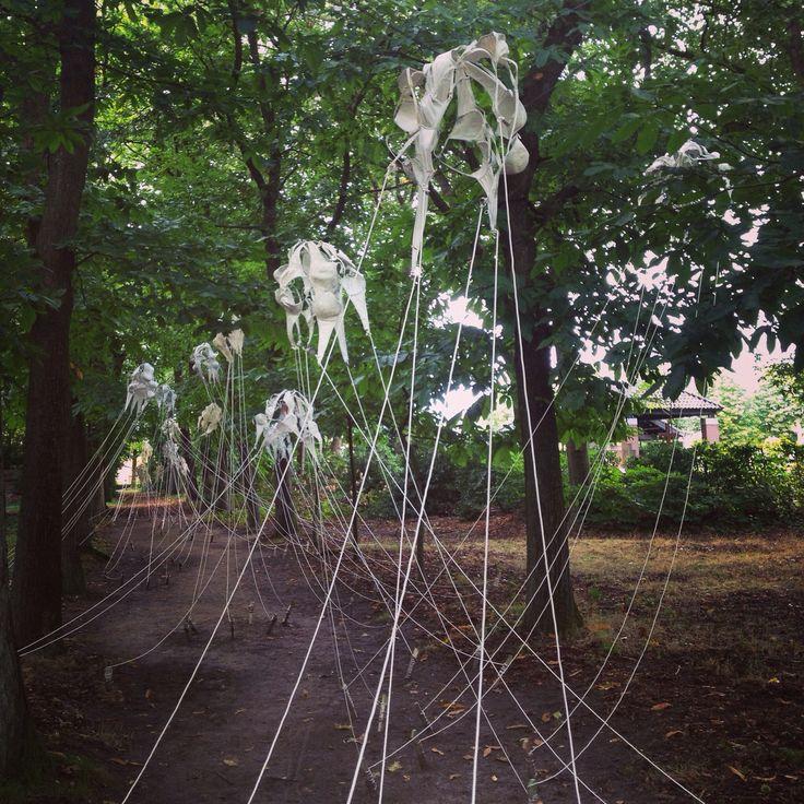 #vrijeVal #art #artinstallation #kunstoplocatie #karingerfen #installatieKunst #heeze