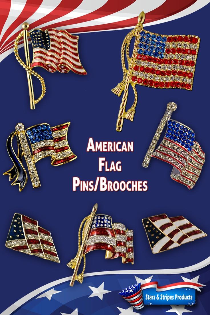 Show Me American Flag