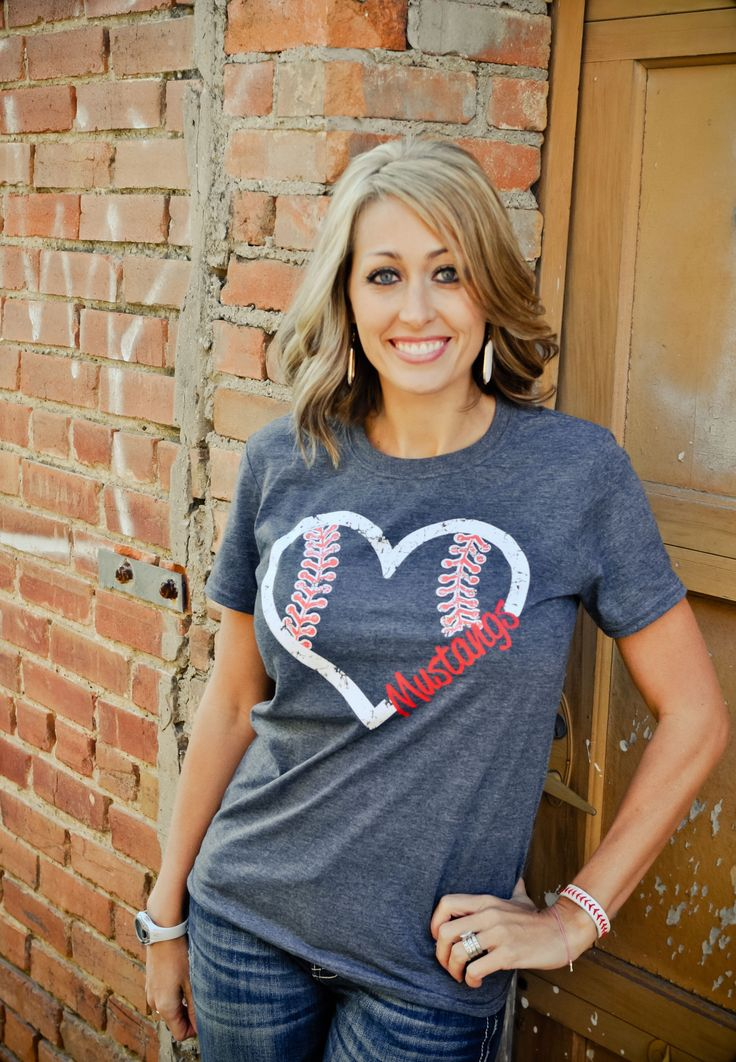 Personalized Baseball Tee | Sassy Steals
