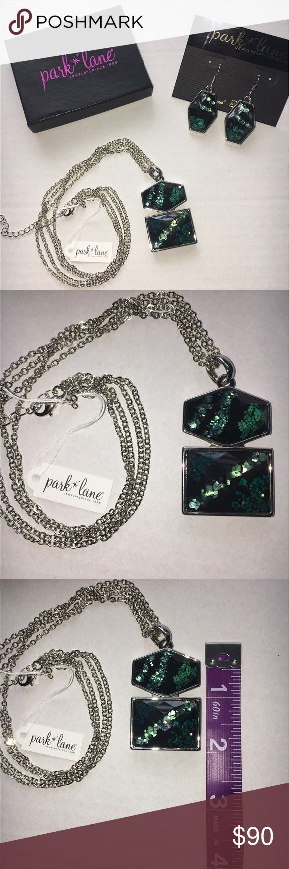 WEEKEND SALE! Park Lane necklace/earring set. NWT. Park Lane necklace and earring set. NWT. Park Lane Jewelry Necklaces