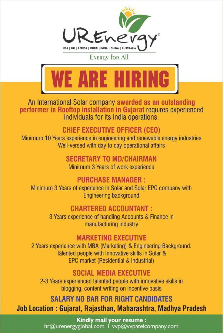 We Are #Hiring @ location  #Gujarat #Rajasthan #Maharashtra #MP   For Below Positions