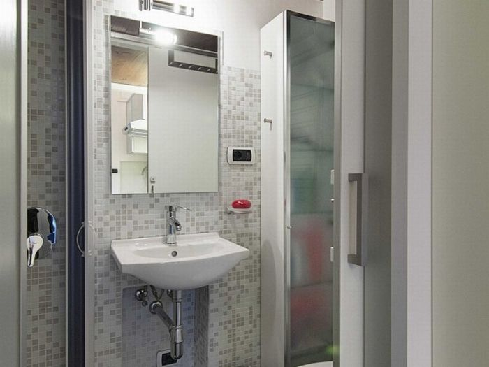 Elegant Die Besten 25+ Badezimmer 7m2 Ideen Auf Pinterest Badezimmer 2 M Badezimmer  12m2