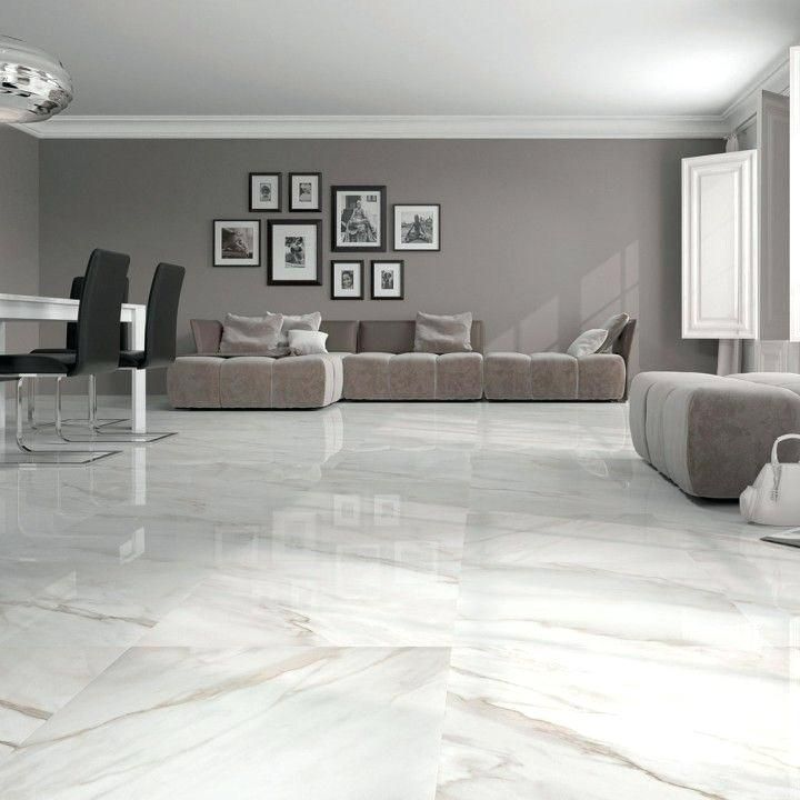Image Result For Marble Floor Living Room Idea Living Room Tiles White Tile Floor White Marble Floor