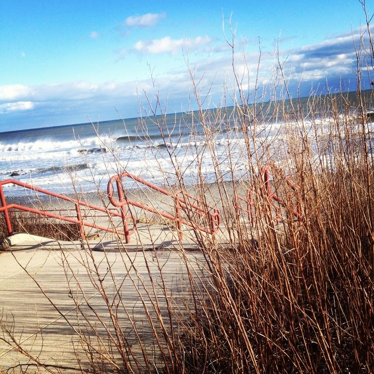 Rhode Island Beaches: Scarborough Beach, Rhode Island