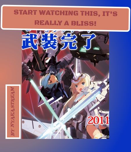 Busou Shinki Moon Angel - watch Online, fully Free! Streaming subs and dubs for greater good since forever!