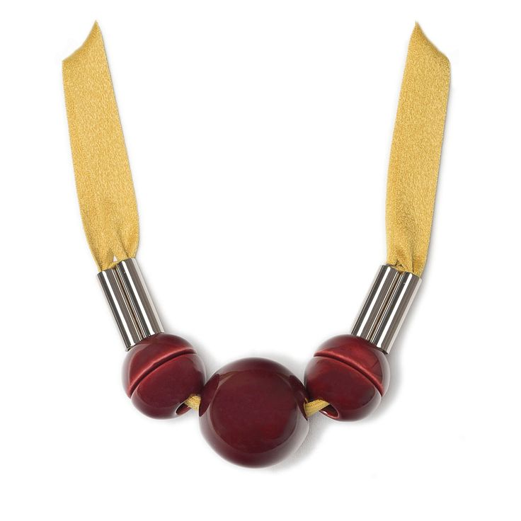 Marion Vidal Necklace #fashion #jewellery #necklace #accessories #valerydemure [discover more at www.valerydemure.com]