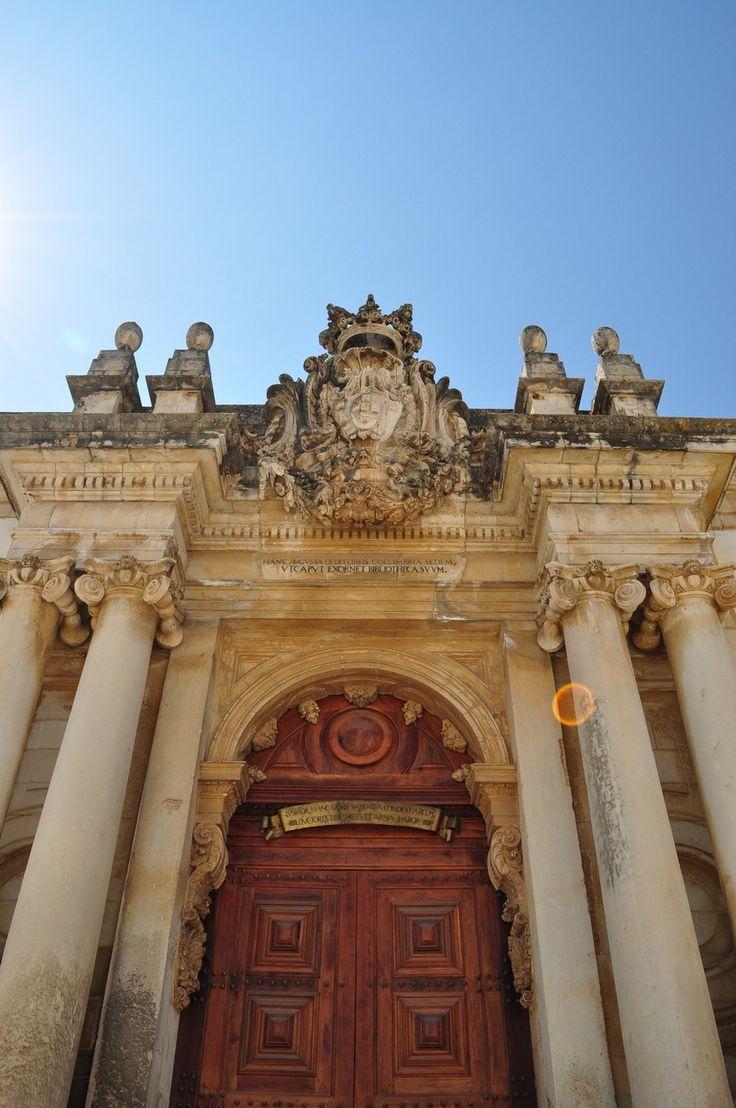 Coimbra, Portugal - Biblioteca Joanina