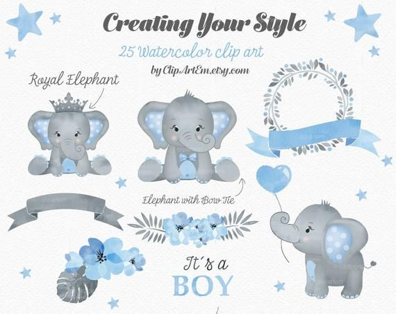 Elephant Boy Clip Art Watercolor Watercolor Baby Peanut Etsy Elephant Baby Shower Boy Baby Shower Images Elephant A wide variety of baby boy elephant clothes options are available to you, such as feature, fabric type, and technics. elephant boy clip art watercolor