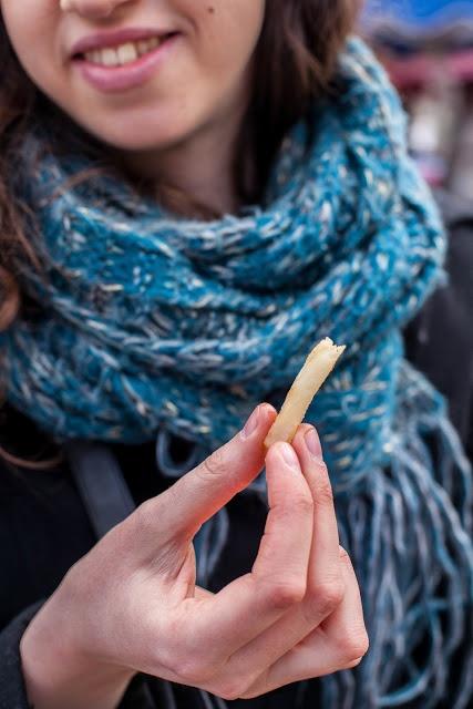 Frites d'igname - Fried yam