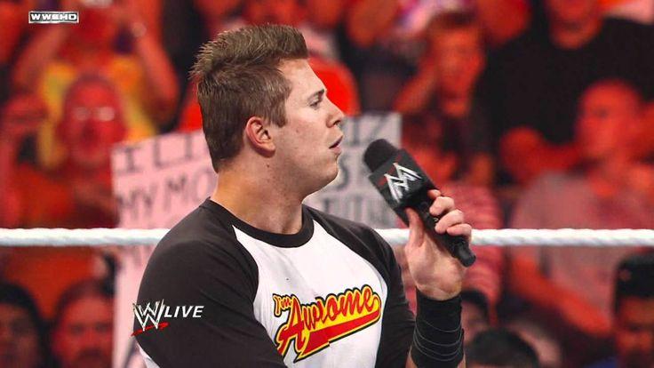 Raw - The Miz and R-Truth take control of Raw