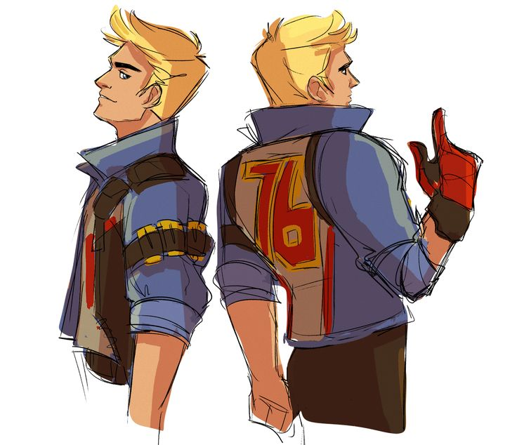 Young Soldier 76 sketch