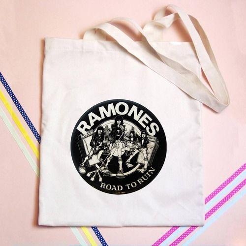Ramones Tote bag - GOGOLFNW.COM