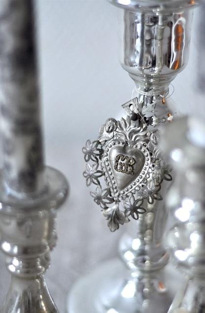 silver charm: Voto