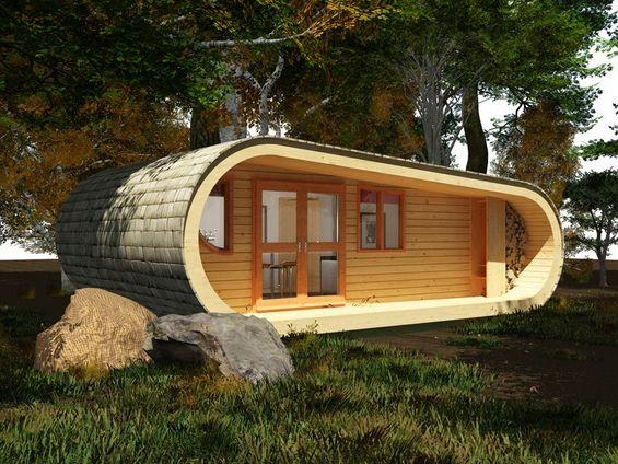 Delightful Luxury Wooden Home U2013 Photo Set