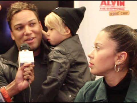 Taryll Jackson & Breana Cabral Interview about Family at Alvin & The Chi...