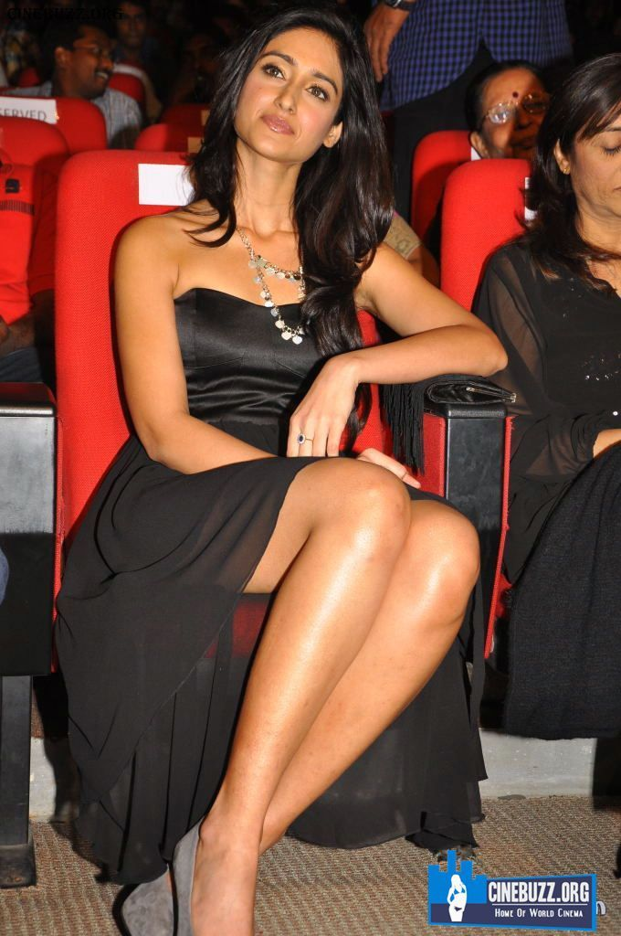 Ileana Hot Photos Snehithudu Audio Launch