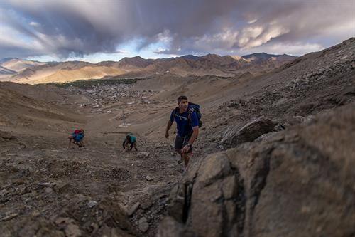 Himalayan Expedition | ©facebook.com/terencevrugtmanphoto
