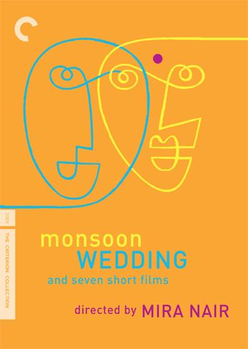 Monsoon Wedding (2001) - No. 489 [Cover illustration by Laura Ljungkvist, based on her opening titles]
