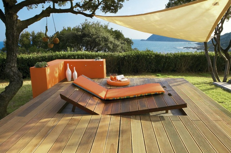 Die besten 17 ideen zu liegestuhl basteln auf pinterest gartenliege selber bauen relaxliege - Transat de terrasse ...