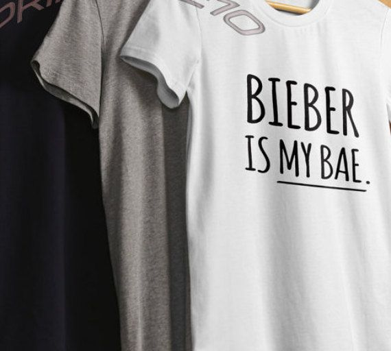 BIEBER Is My Bae, Justin Bieber Shirts, Concert Tees, Unisex T Shirt, Tumblr Tshirt, Band Shirts   #tee #Tees #shirt #Unisex #Shirts #out #on #in #T #drakewaterfowl