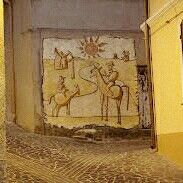 #murales #donquijote #bessude #sardegna #graffiti