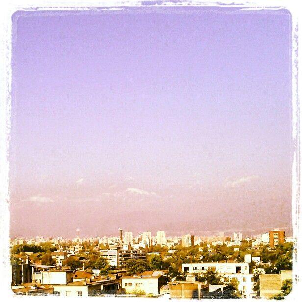 Santiago en Primavera..