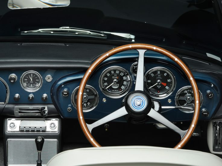 Aston Martin DB4 Series 5 Vantage Convertible - JD Classics 1963