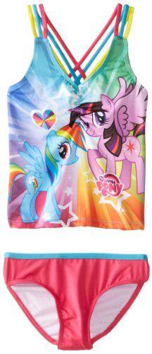 Hasbro Girls 2-6X My Little Pony Star and Hearts Tankini, Blue/Pink, 5/6 Hasbro,http://www.amazon.com/dp/B00J3VCTHY/ref=cm_sw_r_pi_dp_bHKytb0CBV7GNCFQ
