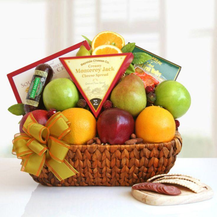 California Harvest Fruit Gift Basket - 7203