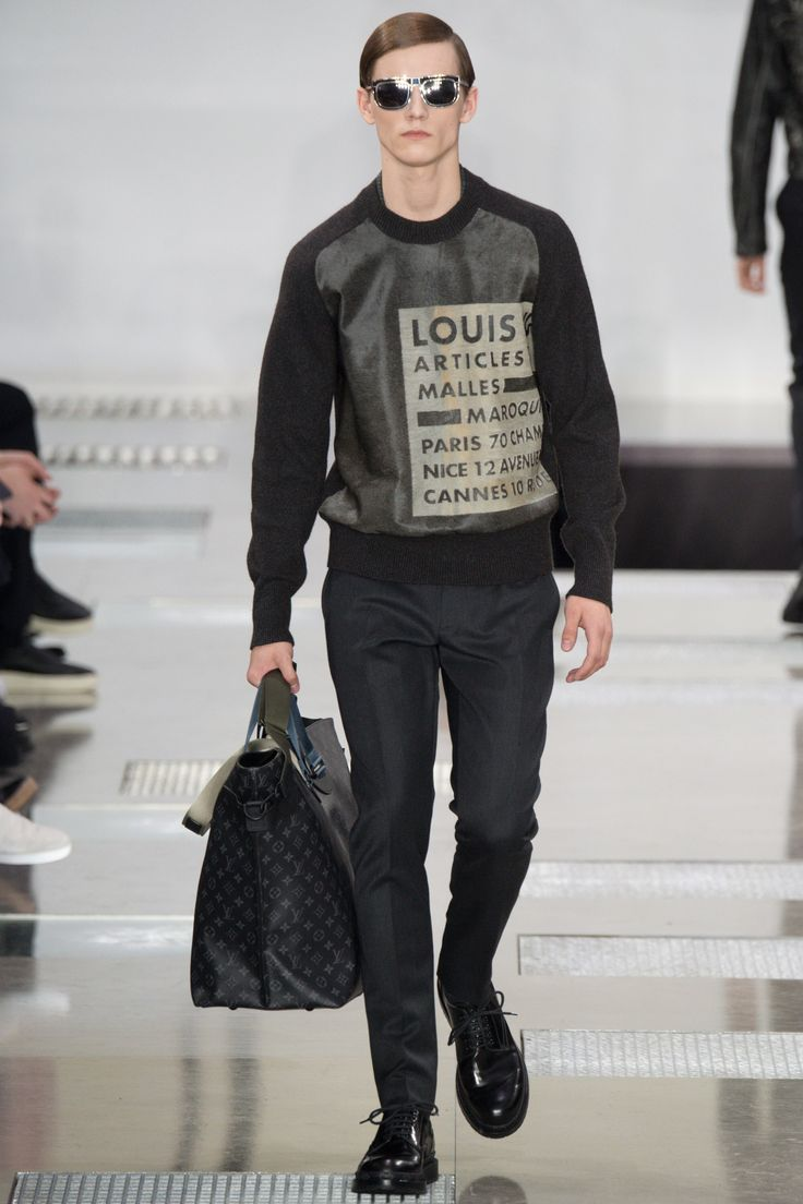 Louis Vuitton - Fall 2016 Menswear