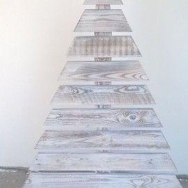 Choionka drewniana 130 cm z palet
