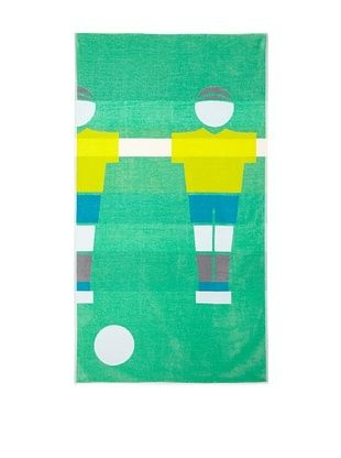 48% OFF Schlossberg Champion Beach Towel, Vert