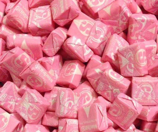 2 pounds of pink starburst