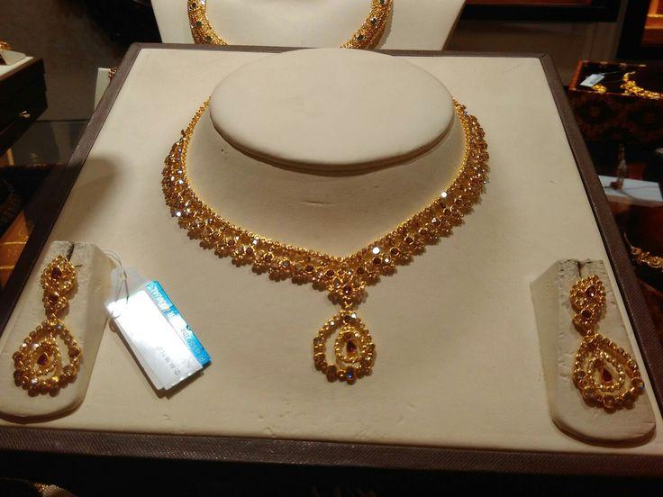 Tanishq Polki Jewellery Uncut Diamond Jewelry