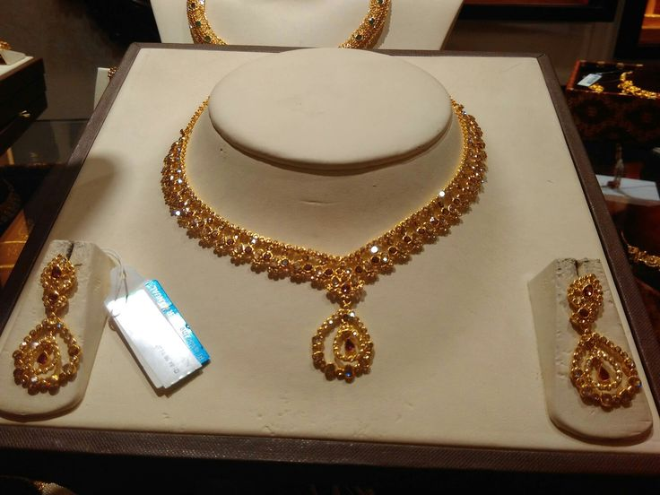 Tanishq Polki Jewellery Uncut Diamond Jewelry