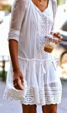 Summer 2014 Hottest Fashion Trends: We're all about this easy boho look - Hubub