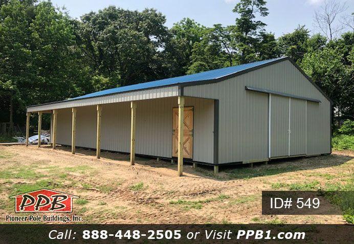 A Home For Horses Barn Siding Pole Buildings Barn Design