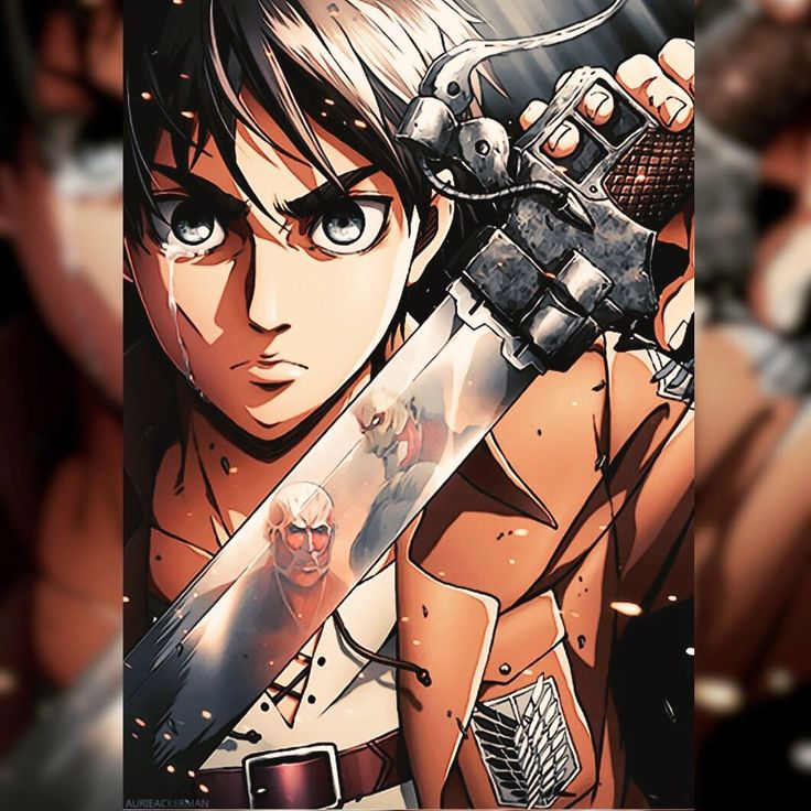 Attack on Titan season 3 has started this Sunday!! Yall
