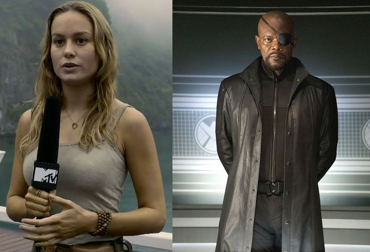 Brie Larson And Samuel L. Jackson To Star In Marvel's First Female-Led Film, 'Captain Marvel' #BrieLarson, #CaptainMarvel, #Marvel, #SamuelLJackson celebrityinsider.org #celebritynews #Movies #celebrityinsider #celebrities #celebrity #moviesnews