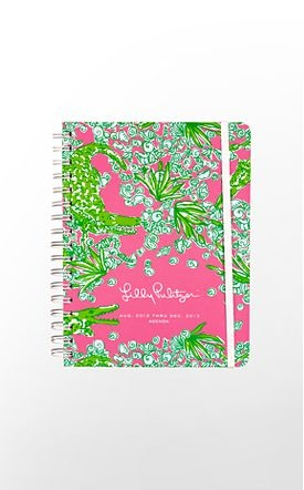 Azalea Pink See You Later: Colleges Checklist, Large Agenda, Pulitzer Large, Lilly Pulitzer, 2013 Large, Academic Planners, Lilly Agenda, 2014 Agenda, Christmas Lists