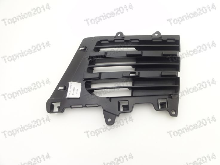 1Pcs New OEM Front Left Side Radiator Grill For Porsche Cayenne 2008-2010