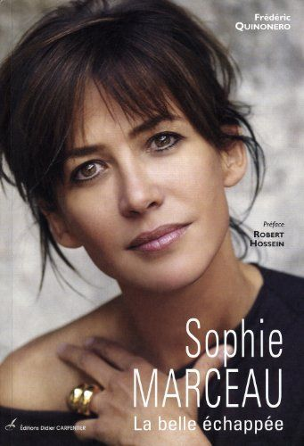 classic French beauty sophie marceau