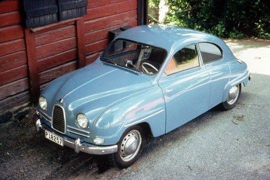 Saab Oldtimer: Saab 93