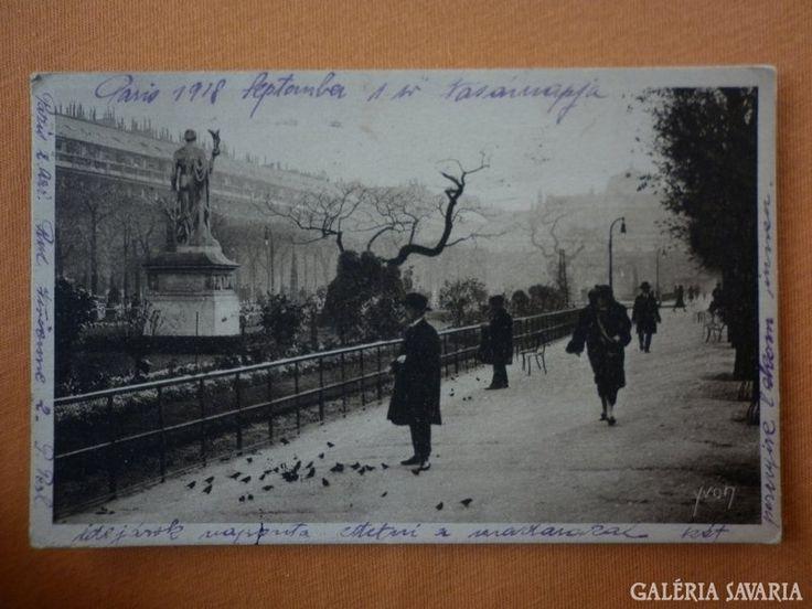 Párizs 1918