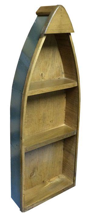 219 Small Boat Shelf — Springwater Woodcraft