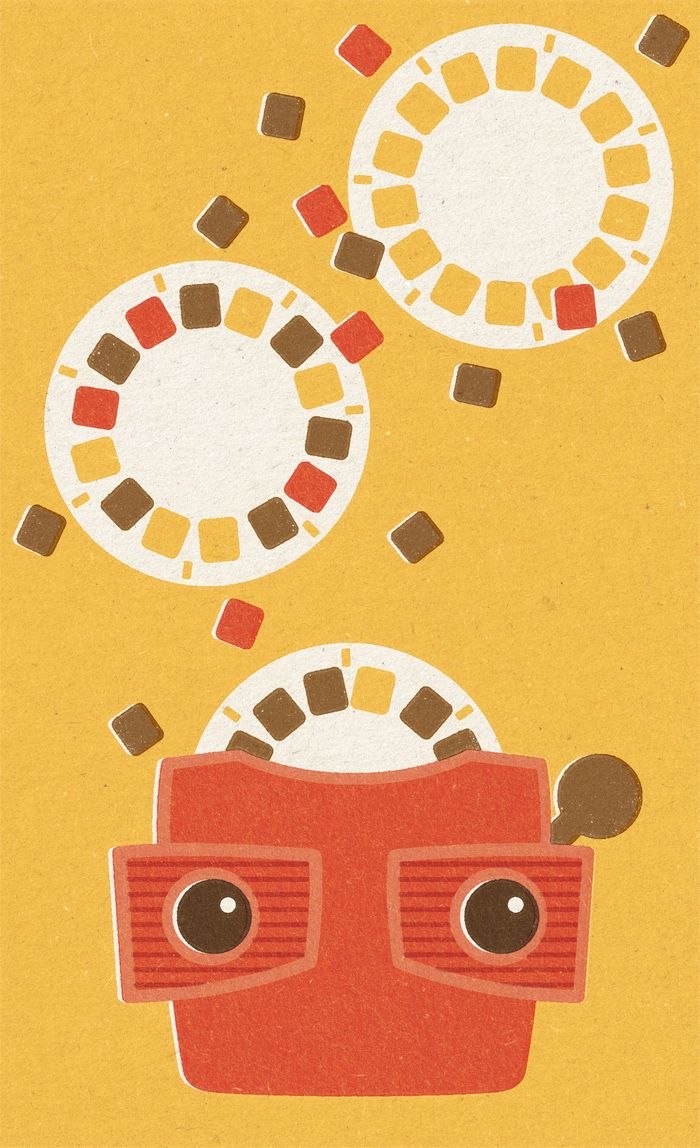Zara poster design - Zara Picken Old School Toys
