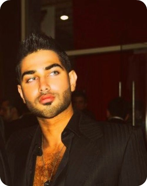 Image detail for -Mr.Arab- Ali Khalife; Why are Arab men so gorgeous? Fun  with  Nick and Elvis! | handsome guys picture handsome arab